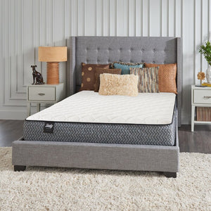 "Sealy Response Essentials 8.5"" Firm Tight Top Mattress - Twin (#K2293)"