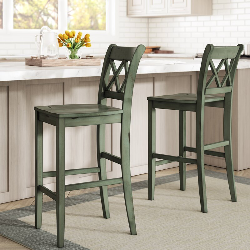 Shulman Bar Stool (Set of 2) 7400