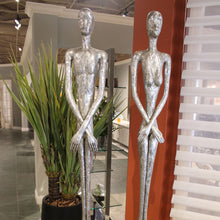 Load image into Gallery viewer, Raymond Waites Skinny Male & Female Statue.