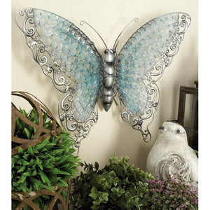 Styled Butterfly Wall Décor EJ350