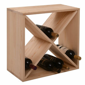 Switzer Compact Cellar 24 Bottle Tabletop Wine Rack (#839)