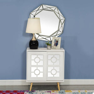 Symonds Diamond Accent Mirror (#762)