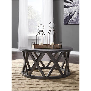 Sharzane Cocktail Table (#K2507)