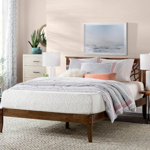 "Wayfair Sleep 12"" Medium Firm Memory Foam Mattress - Queen (#917)"