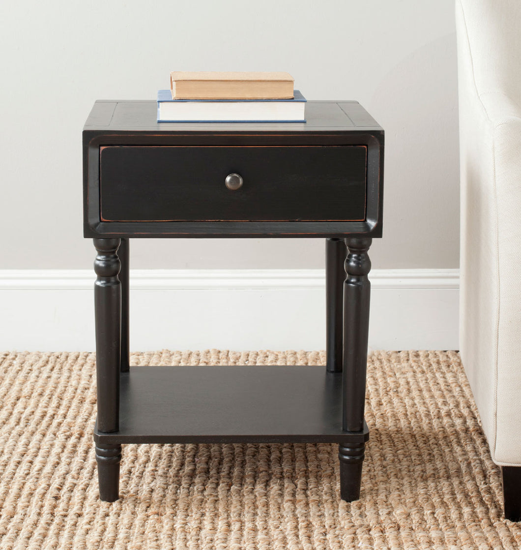 Siobhan Accent Table With Storage Drawer #HA685