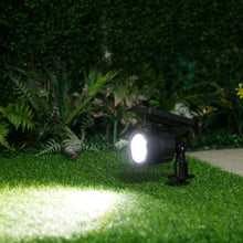 Load image into Gallery viewer, Set of 2 - Solar LED Spotlight with Color Changing Light (#686)