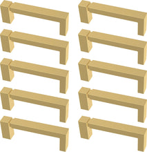 Load image into Gallery viewer, Asymmetrice Notched Cabinet Handles - 80pc Multipack - #8466T