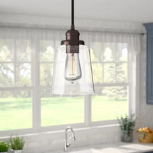Load image into Gallery viewer, Lorenco 1 - Light Single Bell Pendant CL408
