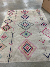 Load image into Gallery viewer, Southwestern Ivory Area Rug (#14R)