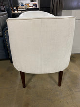 Load image into Gallery viewer, Beige Polyester Pearson Armchair