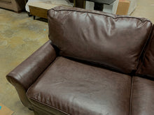 Load image into Gallery viewer, Vegan Leather Loveseat