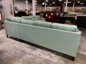 Klaussner Sectional Sofa