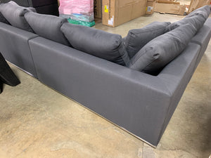 "Moore Living 120.5"" Modular Sectional"