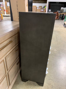 Antique Gray Gauch Dresser