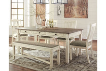 Load image into Gallery viewer, Bolanburg Dining Room Table (#K2456)