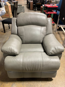 Volkman Leather Chair *As Is*