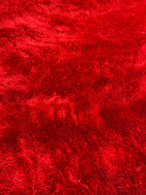 Load image into Gallery viewer, Amore Shag Rug, Red, 5'x7' (#33R)