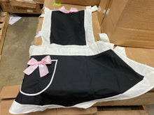 Load image into Gallery viewer, French Maid Aprons (Set of 2)  #SA870