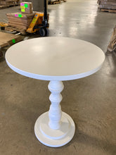 Load image into Gallery viewer, Greta Accent Table, Off-White