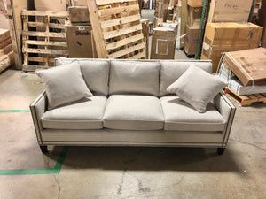 "80"" Gabby Home Nailhead Trim Sofa"