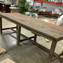 Load image into Gallery viewer, Workshop 8' Dining Table