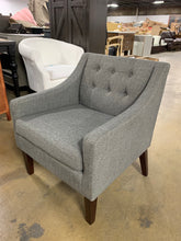 Load image into Gallery viewer, Rogersville Armchair, Grey