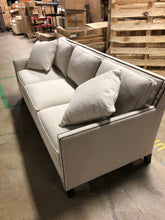 "Load image into Gallery viewer, 80"" Gabby Home Nailhead Trim Sofa"