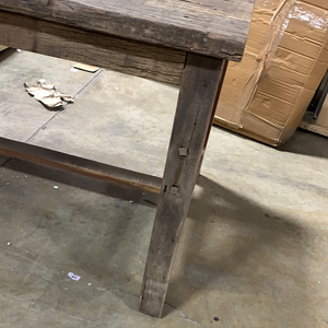 Workshop 8' Dining Table