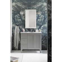Load image into Gallery viewer, Jacquard Framed Mirror CR4047