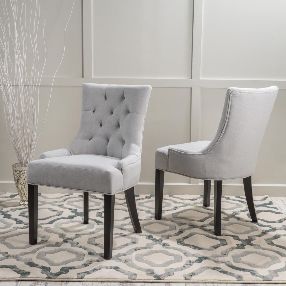 Upholstered dining chairs (set of 2) Dr275