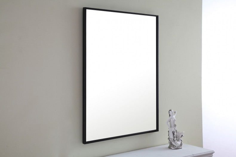 Black Eternity Mirror (104A)