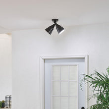 "Load image into Gallery viewer, 11.25"" 2 Light Outdoor Wall Light, Architectural Bronze (#K6428)"