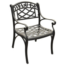 Load image into Gallery viewer, Sedona Black Cast Aluminum Chair (Set of 2) Dr149 (2 Boxes)
