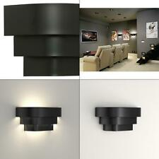 "14"" Wall Sconce, Black (#K6384)"