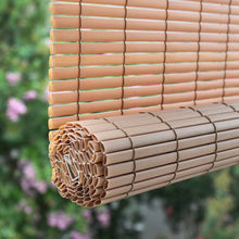 "Load image into Gallery viewer, Cord-Free Semi-Sheer Outdoor Roll-Up Shade Blinds - 72"" x 72""  #SA629"