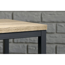 "Load image into Gallery viewer, Ermont 42"" Charter Oak Console Table  #SA758"