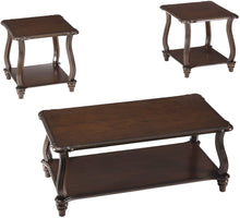 Load image into Gallery viewer, Carhsaw Occasional Tables (Set of 3)  #SA783