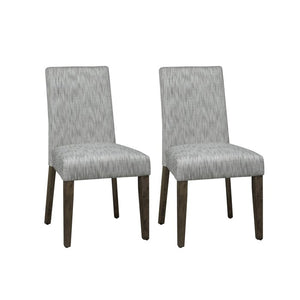 Cleasby Upholstered Side Dining Chairs (Set of 2)  #SA820