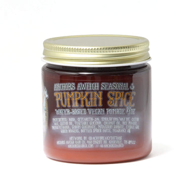 Anchors Pumpkin Spice Water Based Pomade