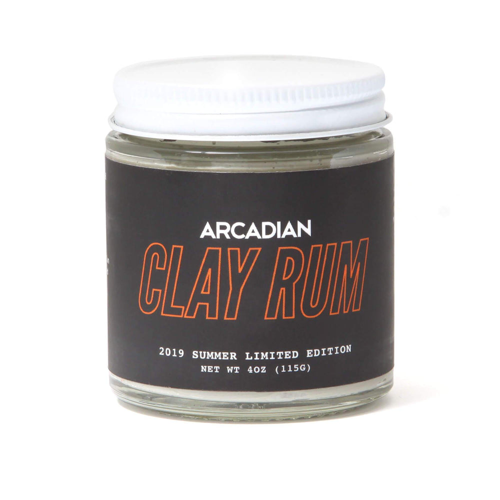 Arcadian Clay Rum Pomade