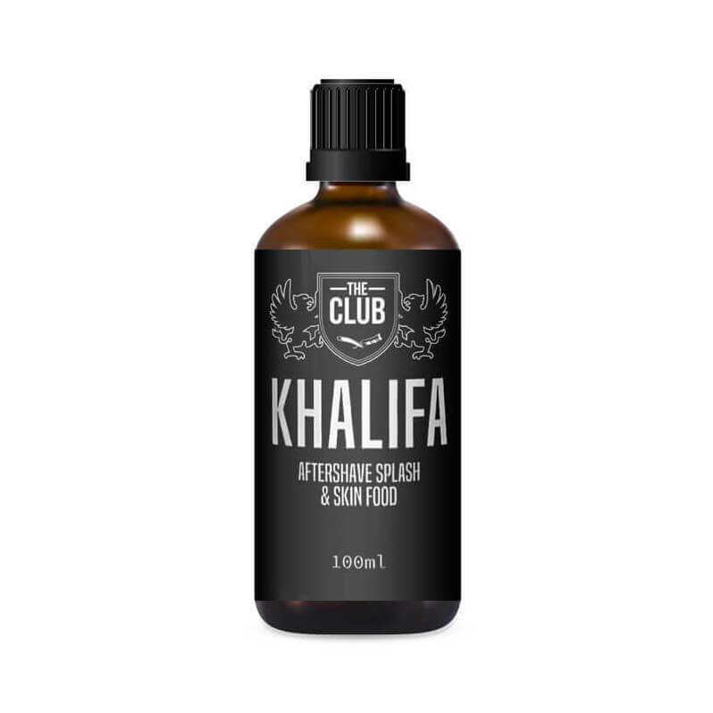 Ariana & Evans Khalifa Aftershave Splash