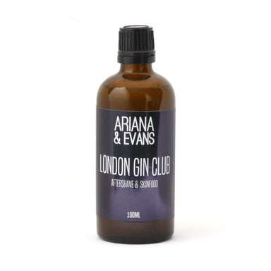 Ariana & Evans London Gin Club Aftershave Splash