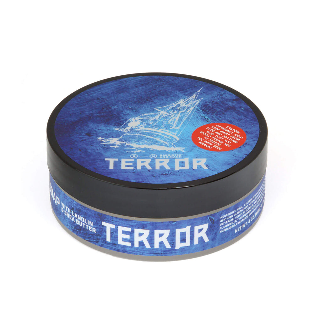 Barrister and Mann Terror Shaving Soap
