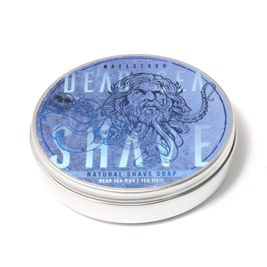 Dead Sea Shave Maelstrom Shaving Soap