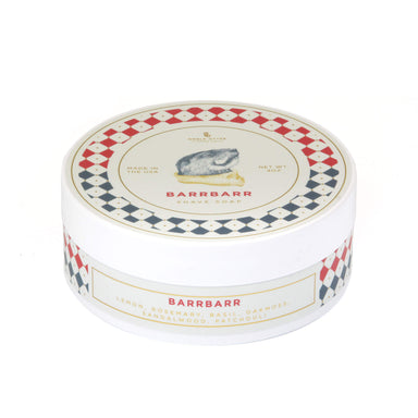 Noble Otter Barrbarr Shaving Soap