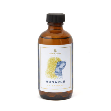 Noble Otter Monarch Aftershave Splash