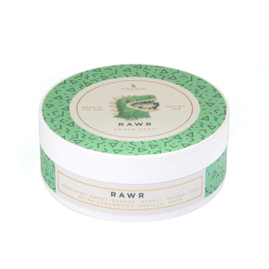 Noble Otter Rawr Shaving Soap