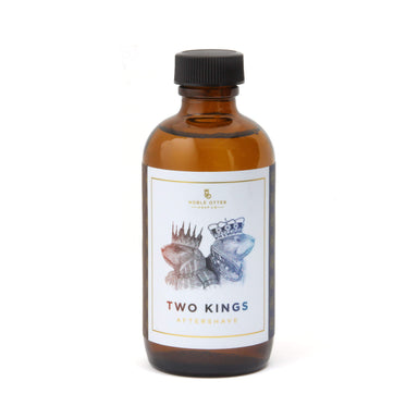 Noble Otter Two Kings Aftershave Splash