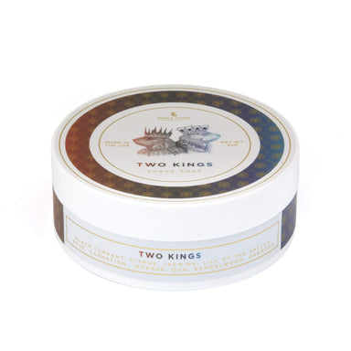 Noble Otter Two Kings Shaving Soap