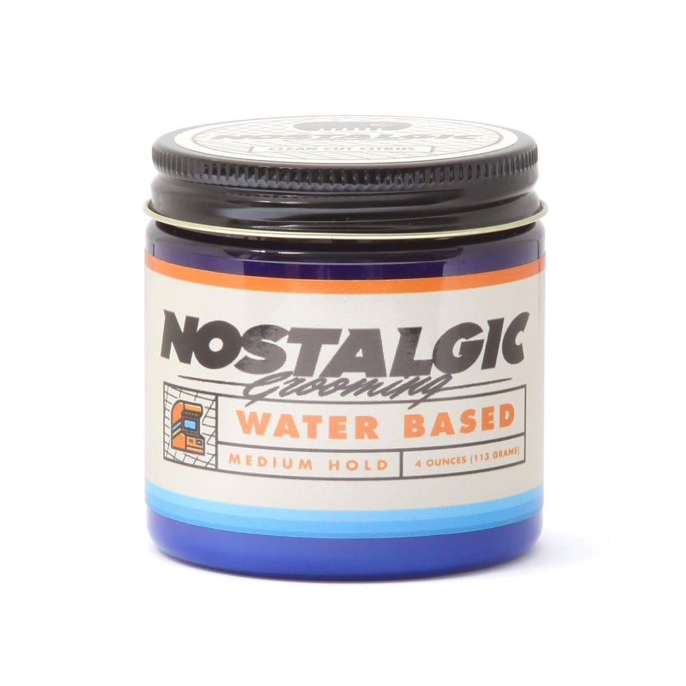 Nostalgic Grooming Medium Water Based Pomade